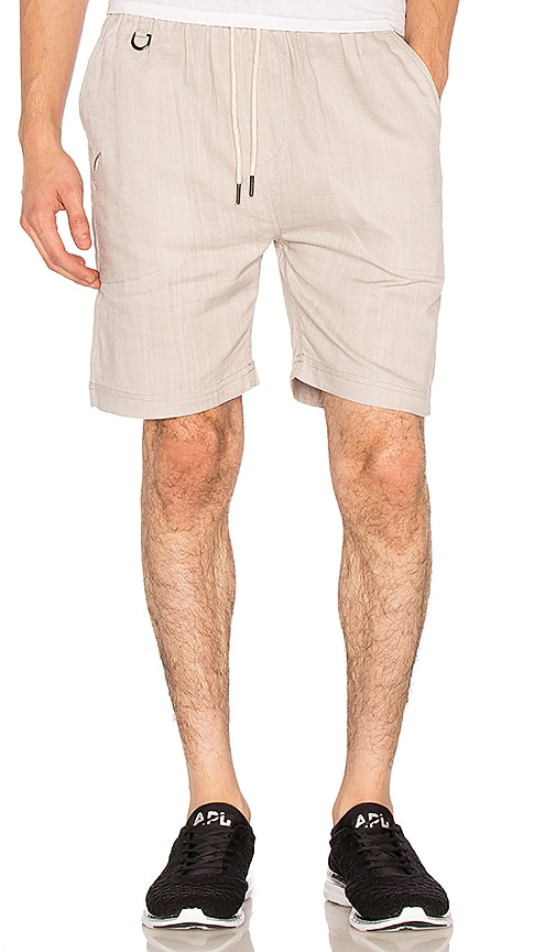 Publish Harlan Shorts in Gray