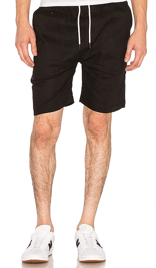 Publish Harlan Shorts in Black