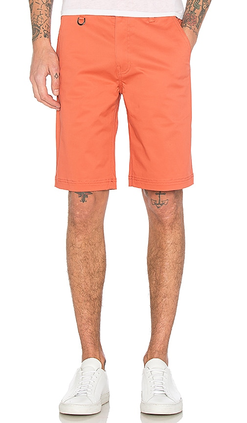 Publish Kamron Shorts in Orange
