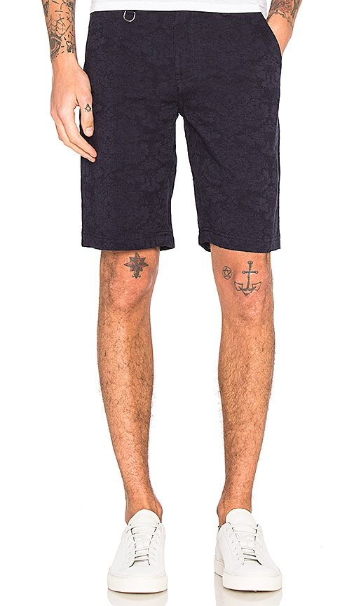 Publish Braedon Shorts in Navy