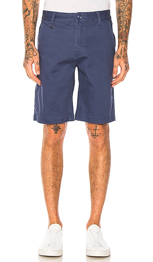 Publish Kavin Shorts in Blue