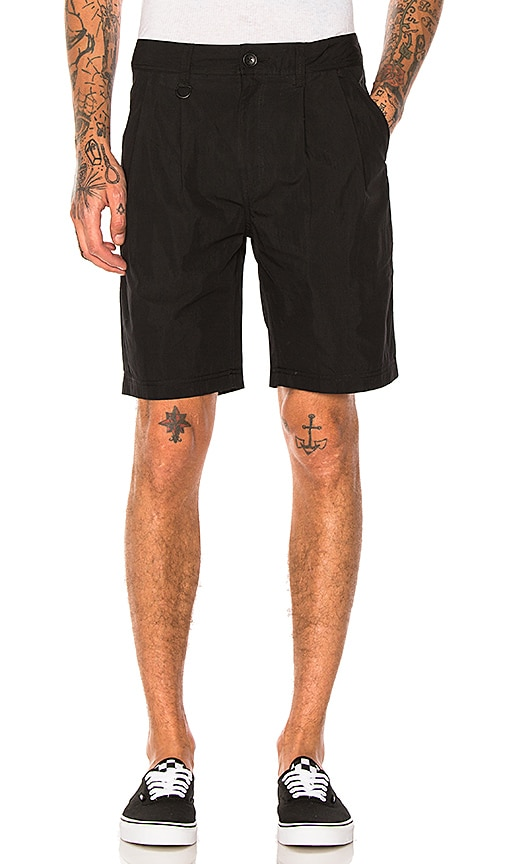 Publish Zand Shorts in Black