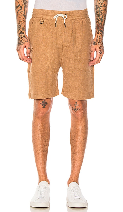 Publish Ezraa Shorts in Brown