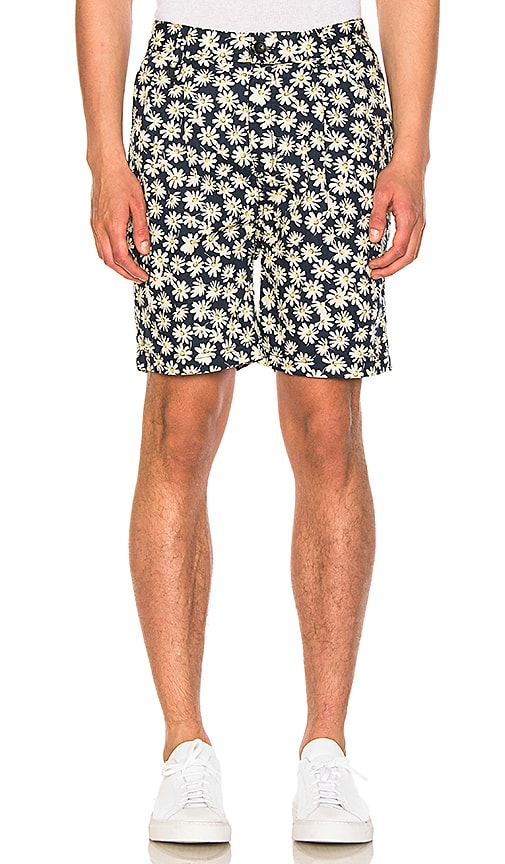 Publish James Shorts in Navy