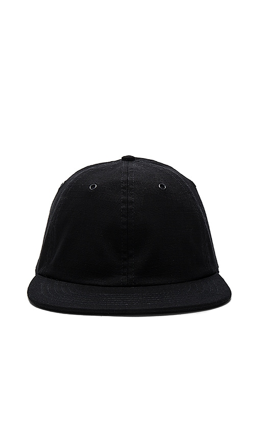 Publish x Revolve Kyler 6 Panel Hat in Black