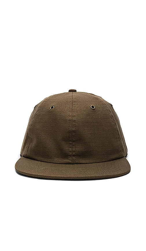 Publish x Revolve Kyler 6 Panel Hat in Olive