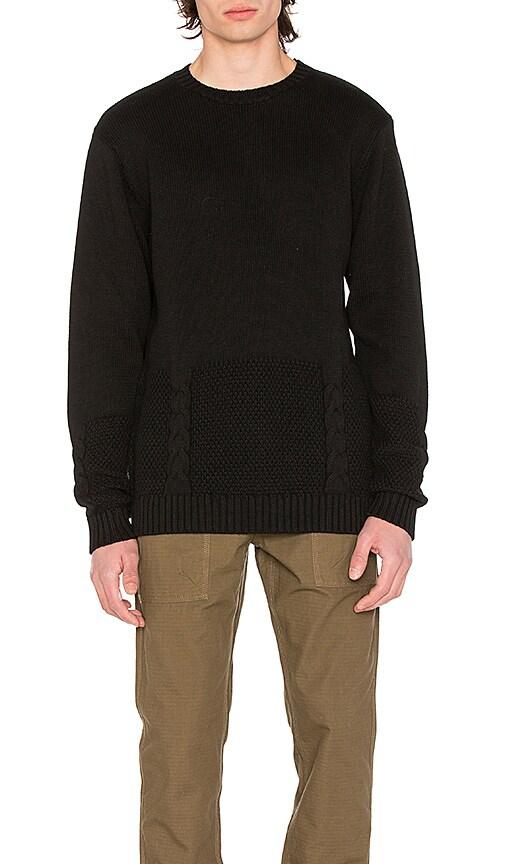 Publish Ezra Sweater in Black