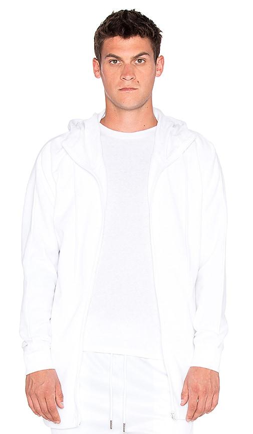 Publish Mono Hydra Jacket in White