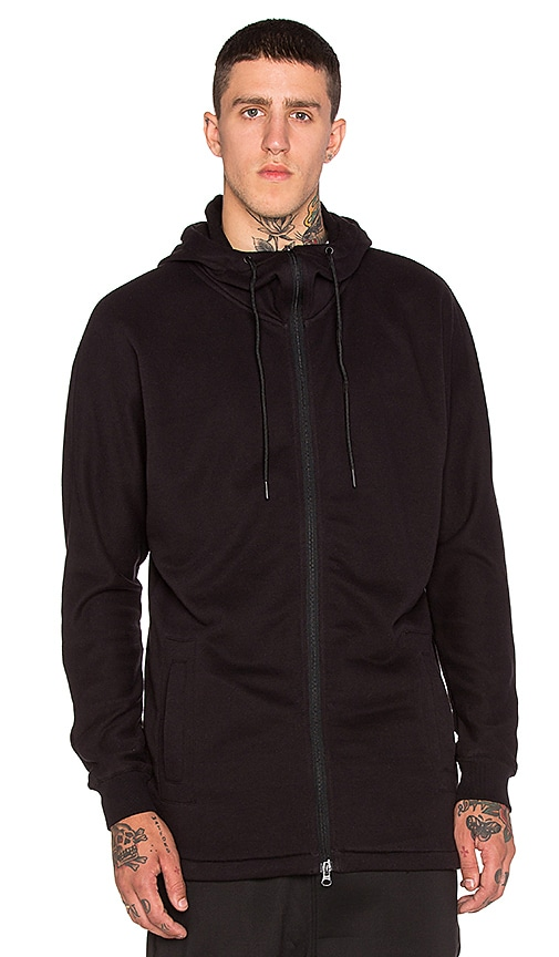 Publish Mono Hydra Jacket in Black