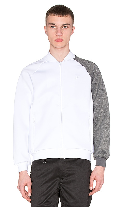 Publish Prefontaine Jacket in White