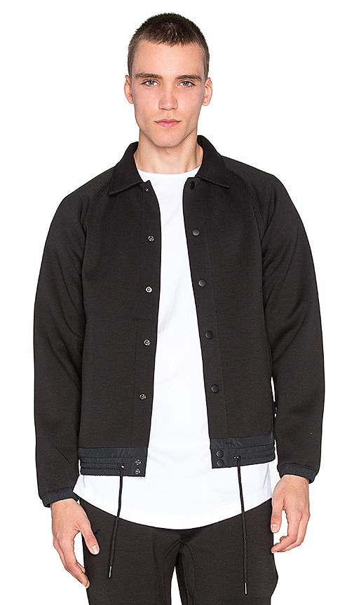Publish Ruben Jacket in Black