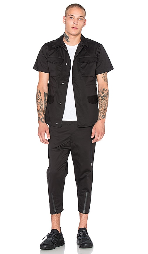 Publish Mono Nemesis S/S Jacket in Black