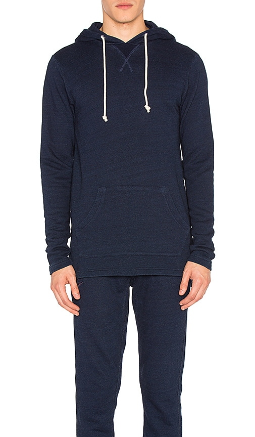 Publish Palo Hoody in Blue