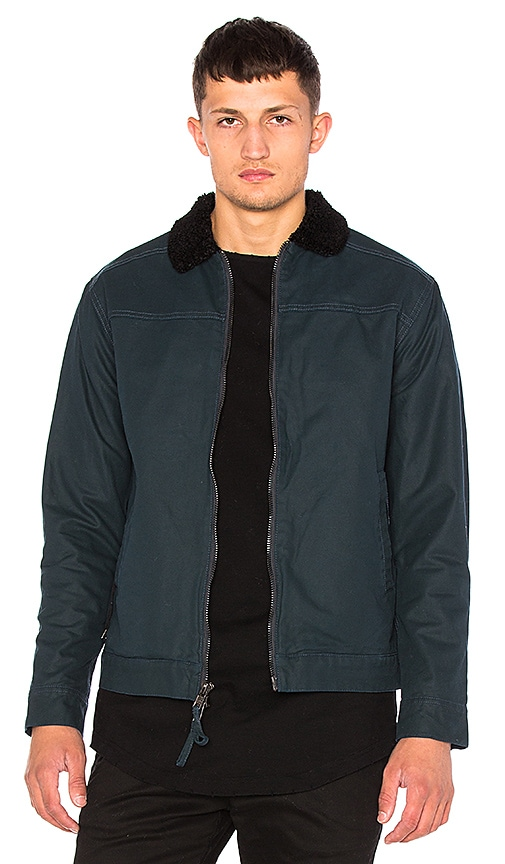Publish Japhy Jacket in Navy