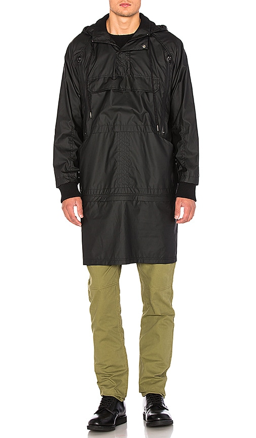 Publish Achille Parka in Black