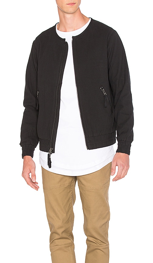Publish Jericho Bomber in Black