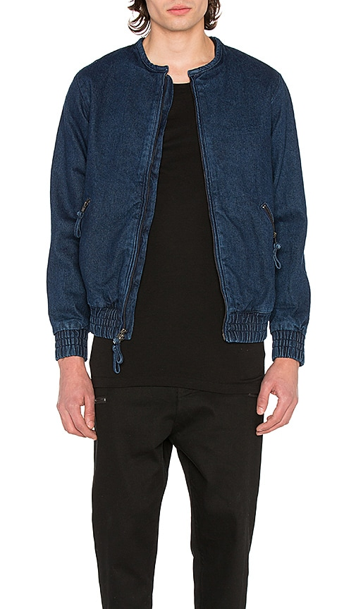 Publish Adriano Jacket in Indigo