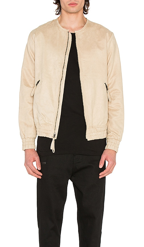 Publish Ervin Jacket in Tan