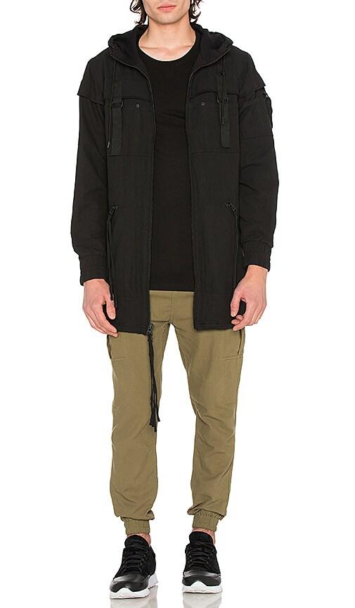 Publish Radik Coat in Black