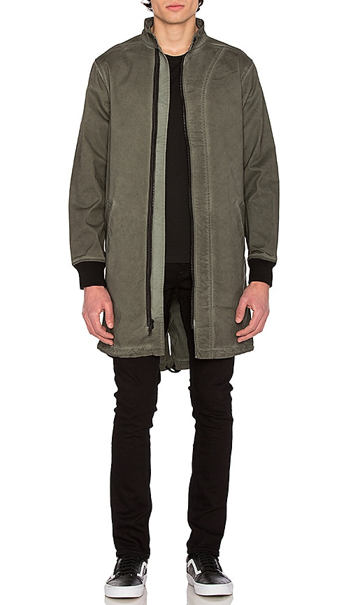 Publish Fynix Jacket in Olive