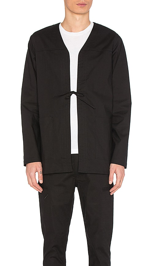 Publish Hossa Jacket in Black