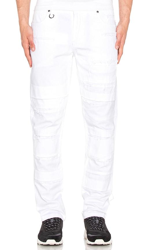 Publish Ogden Pant in White