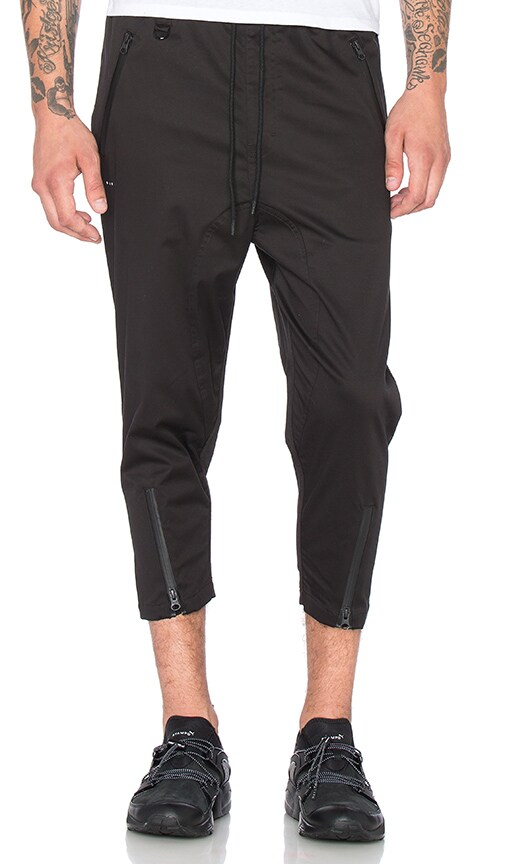 Publish Mono Daedalus Pant in Black
