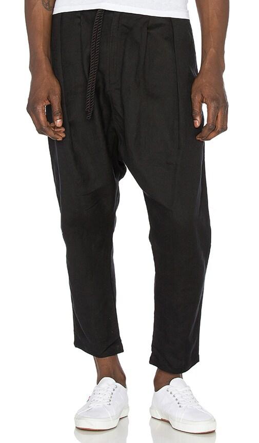 Publish Mono Ackerman Pant in Black