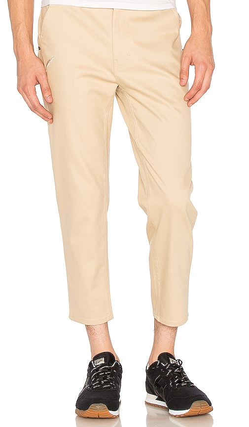 Publish Ankle Pant in Tan