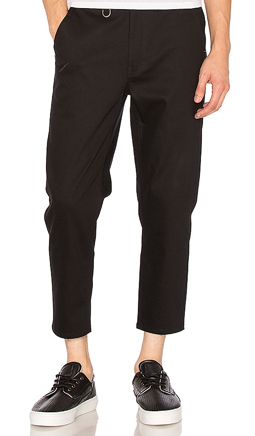 Publish Ankle Pant in Black