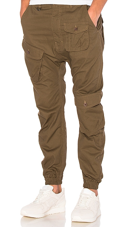 Publish Izzy Cargo Jogger in Sage