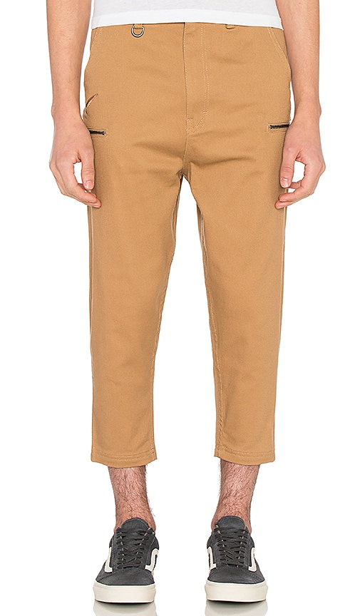 Publish Den Pant in Brown