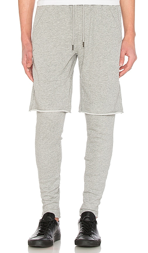 Publish Braylon Pant in Gray