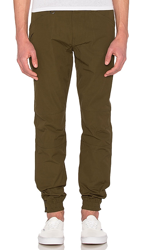 Publish Maverick Joggers in Olive