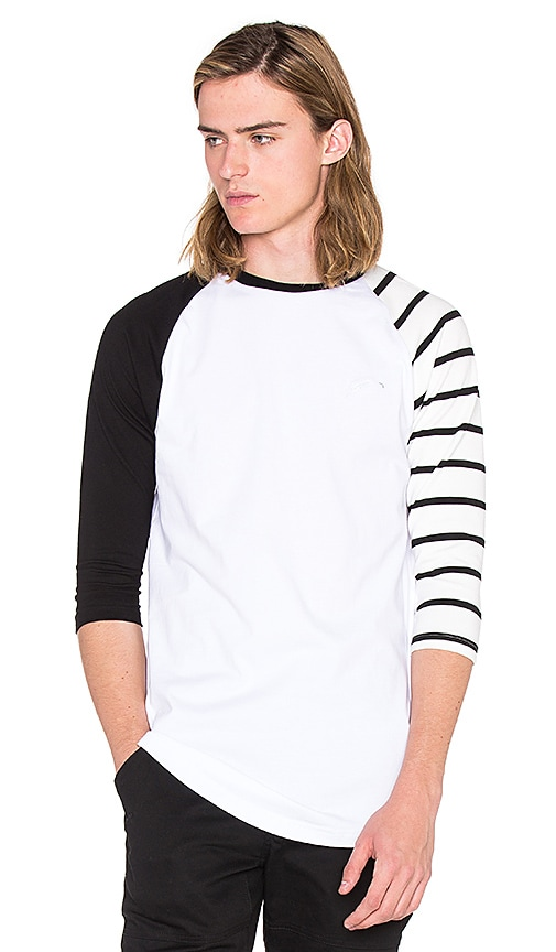 Publish East Knit Tee in White