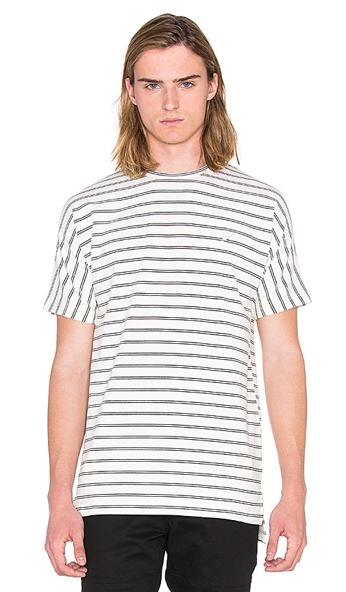 Publish Luther Knit Tee in White