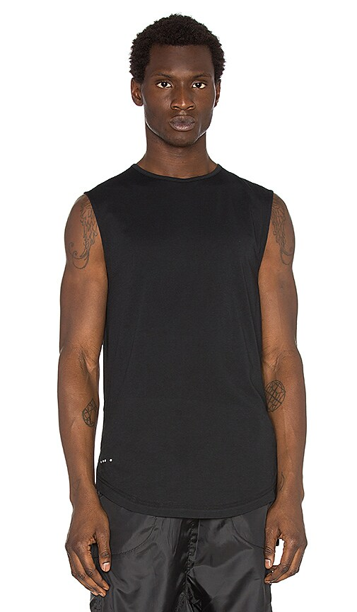 Publish Mono Asius Tank in Black