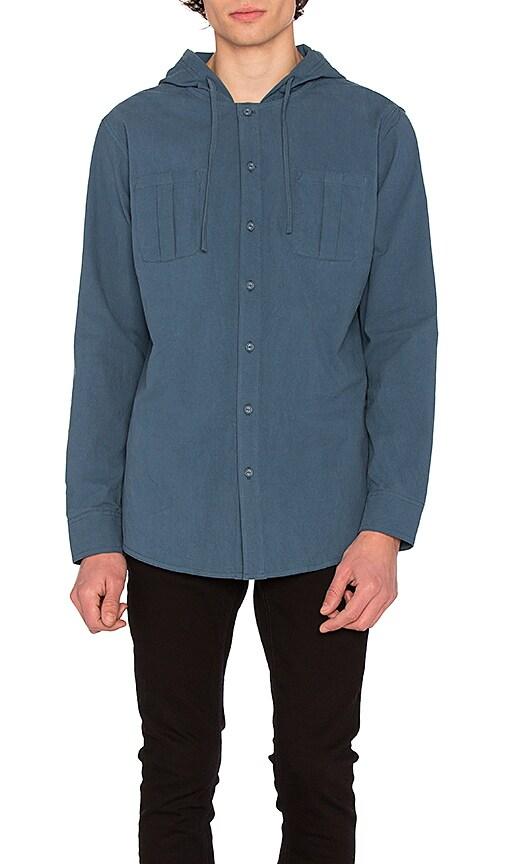 Publish Aedan Shirt in Blue