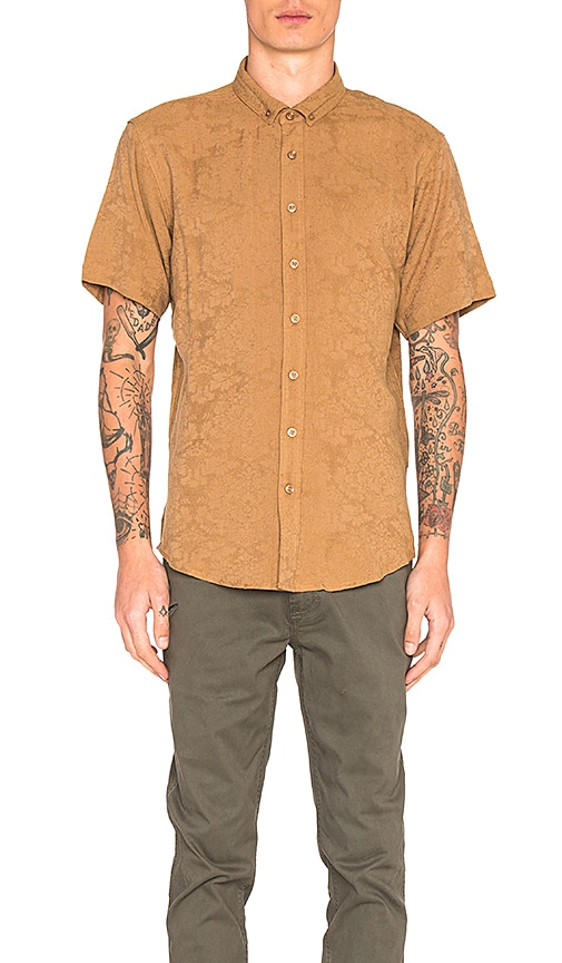 Publish Layton Shirt in Tan
