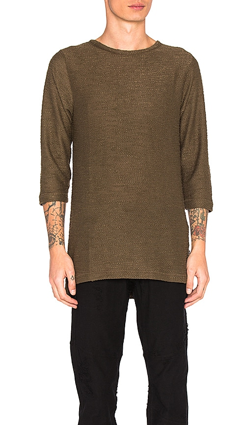 Publish Conor Tee in Olive