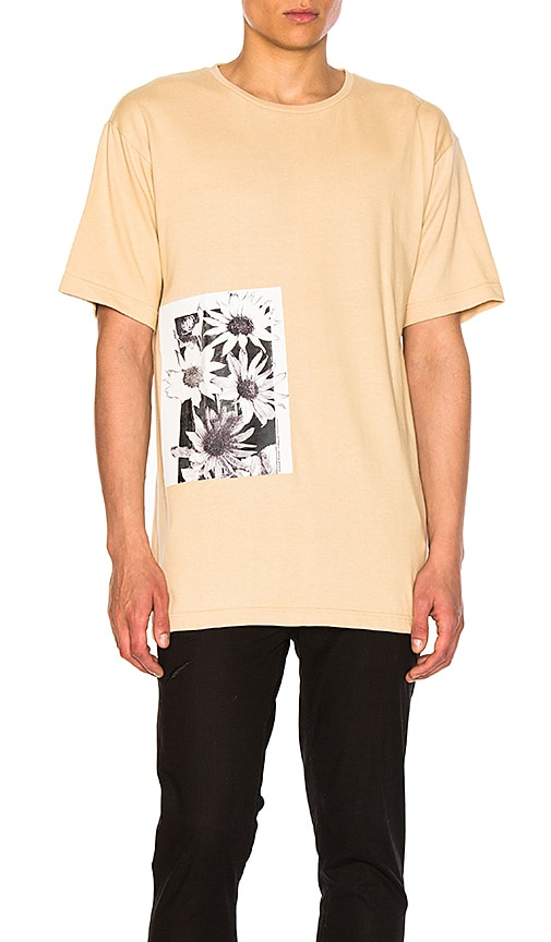 Publish Daisy Page Tee in Tan