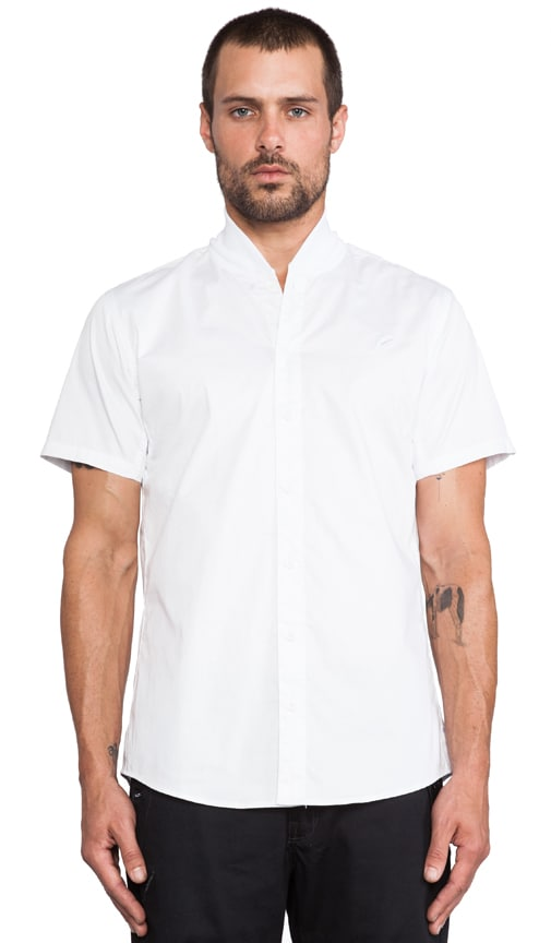 Olympos Baseball Button Down
