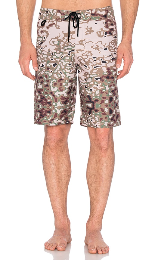 Publish Weaver Boardshorts in Tan
