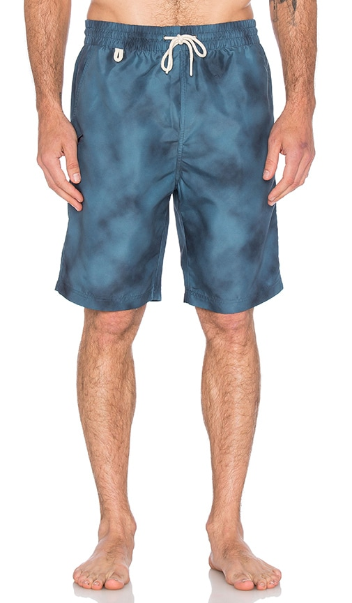 Publish Andersen Boardshorts in Teal
