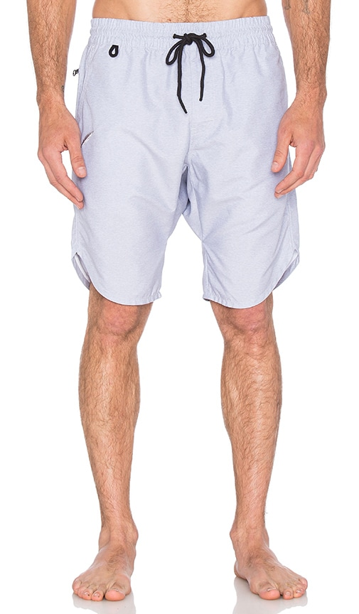 Publish Taku Boardshorts in Baby Blue