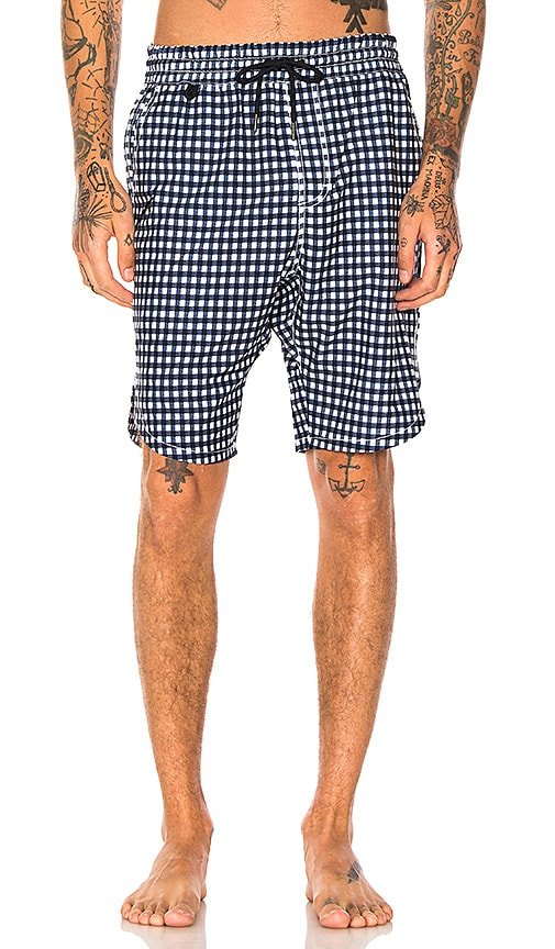 Publish Reuben Boardshort in Blue