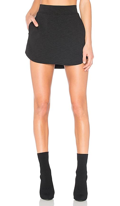 Publish Dixie Mini Skirt in Black