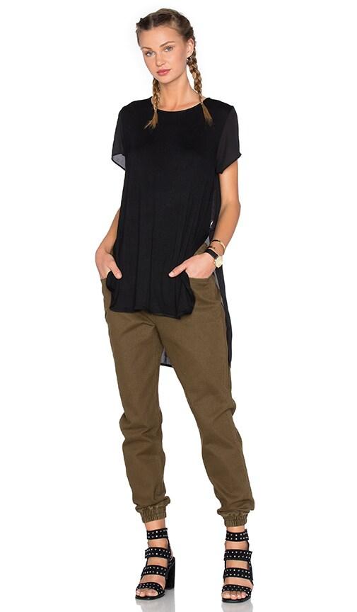 Lexy Cap Sleeve Top