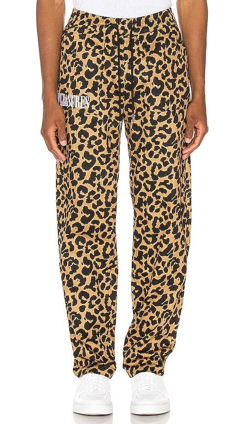Leopard Beach Pant