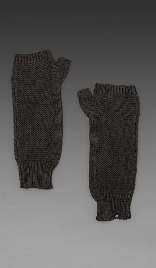 Waffle Knit Arm Warmers